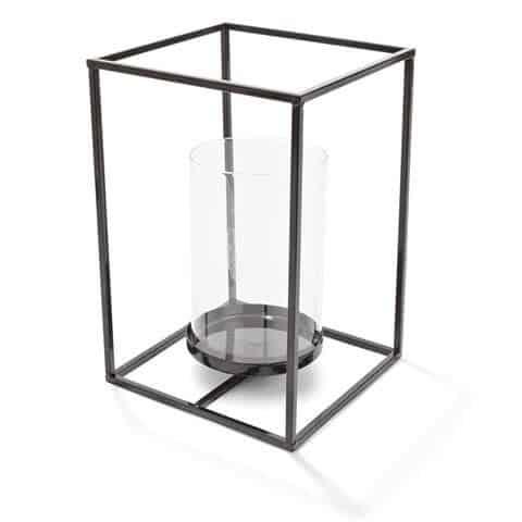 Black Frame Lantern