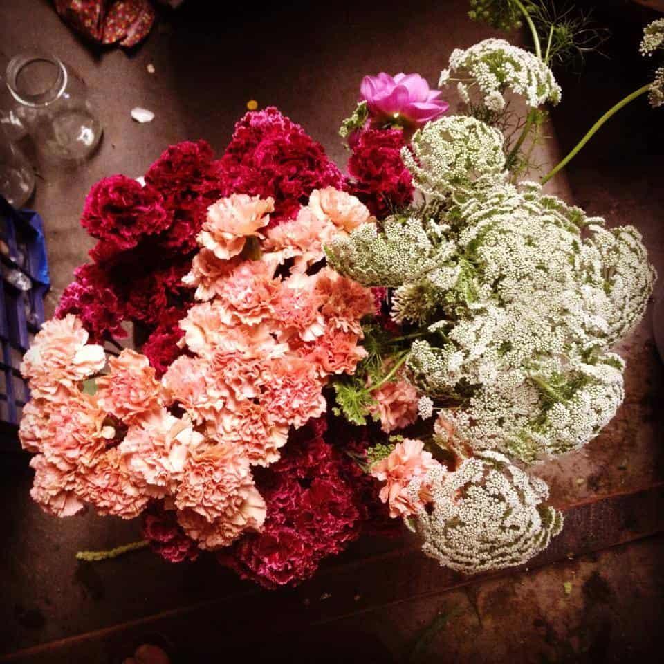 3 Vintage Inspired Flowers