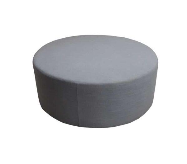 Round Large Ottoman