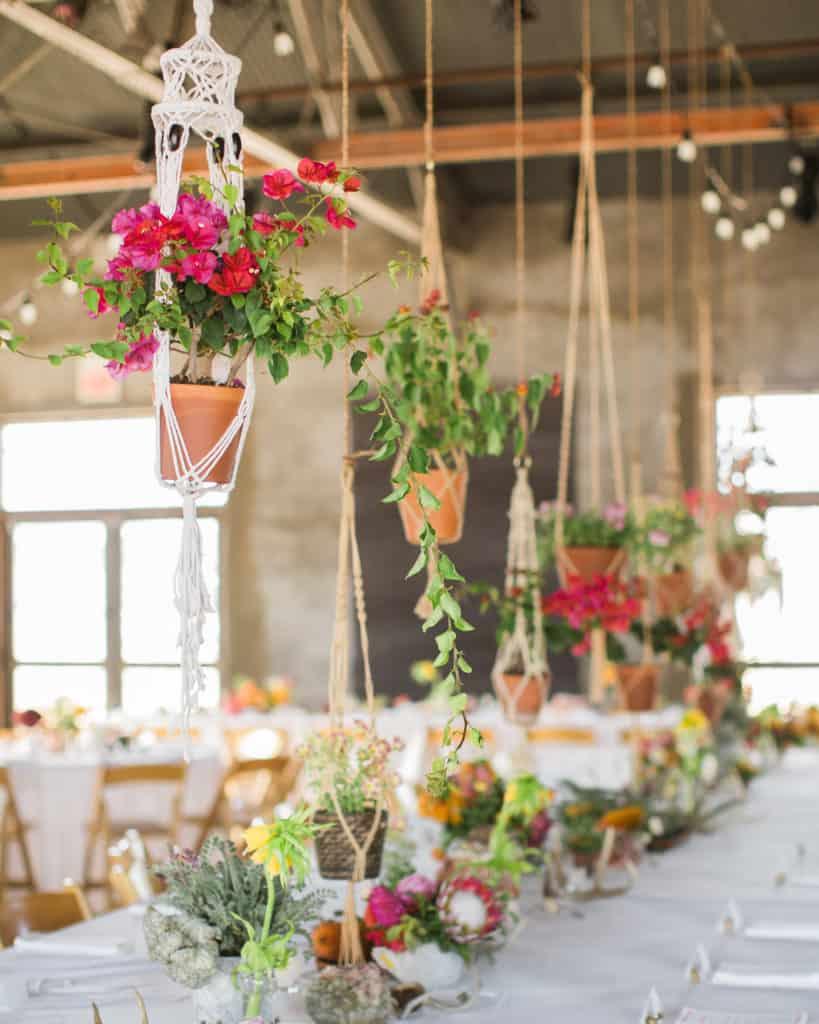 Unique Wedding Table