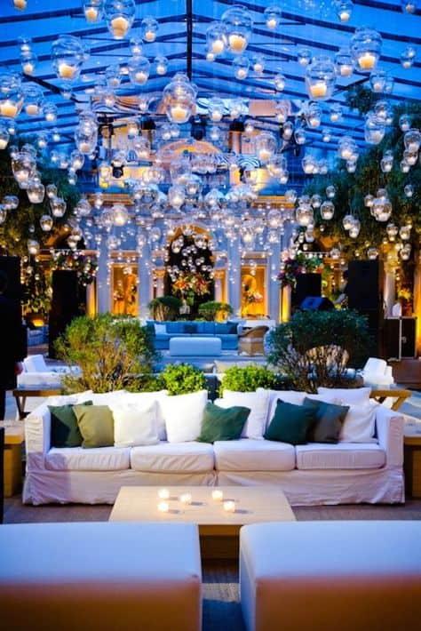 Wedding Indoor Lounge