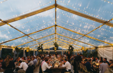 Marquee Wedding