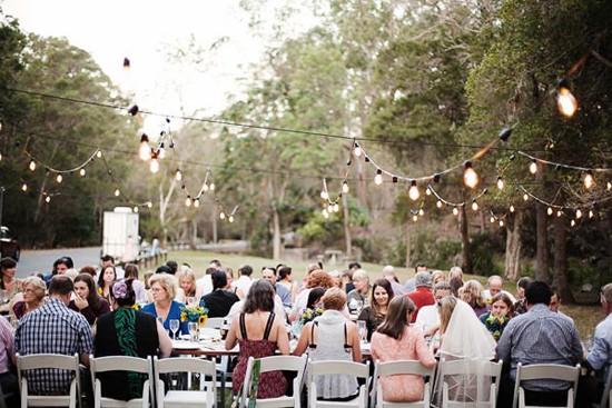 Outdoor Wedding, Image Credit Polka Dot Bride